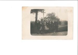 Pilatus-Reise Juli 1924