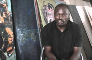 L'incontournable Soly Cissé, expose à Paris dans une exposition intitulée ; » Spirits in the wind «