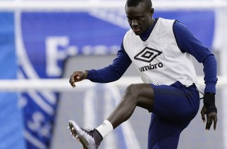 D'après le manager des Toffees, Roberto Martinez, les fans d'Everton pourraient ne plus revoir Baye Oumar Niasse de la saison