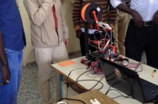 Inauguration au Sénégal de la première imprimante 3D en Afrique francophone