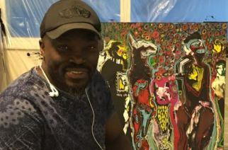 Soly Cissé, cette force intranquille, qui souffre de « trop comprendre le monde » : « Ma peinture est une lutte » dit-il