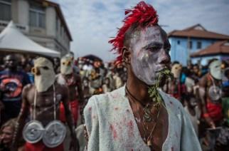 Chale Wote festival ou la culture ghanéenne réinventée par la rue