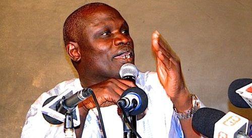 Gaston Mbengue se donne mission de réunir Macky et karim