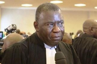 Le coup de gueule de l'avocat Assane Dioma N'diaye contre les apéristes