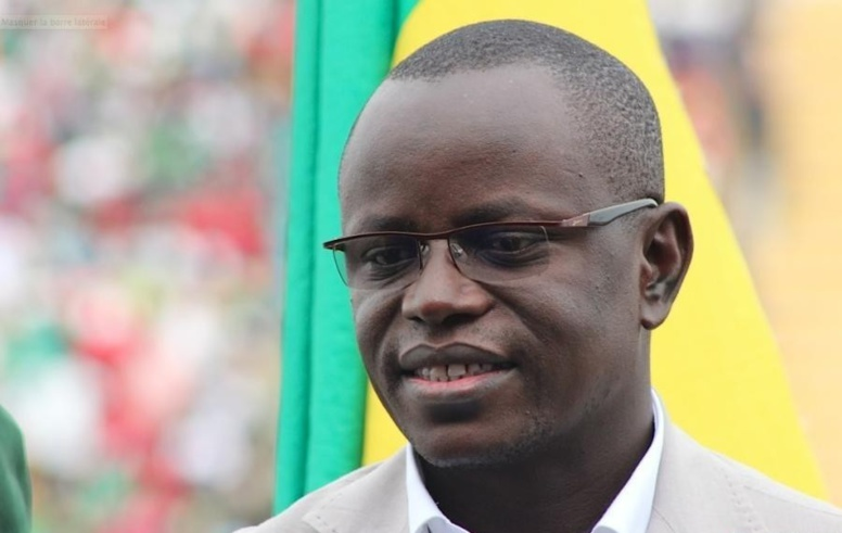 Matar Ba, ministre des sports