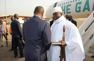 Yahya Jammeh se déchaine : «le Sénégal a toujours été un problème et continue d'être un problème»