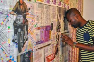 L'art percutant de Yonamine, au-delà des stéréotypes africains