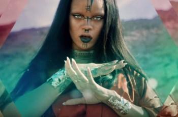 Rihanna à Dakar ce 02 Février 2018