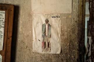 Amboasary Sud- juin 2014 - Portrait de Remenabila, l'ex-ennemi public numero un, accusé de meurtres et du vol de plusieurs milliers de zébus entre 2012 et 2013. Remenabila est à présent considéré comme mort pour les autorités sans qu'il y ait eu des preuves formelles de son décès. PHOTO : RIJASOLO / RIVA PRESS
