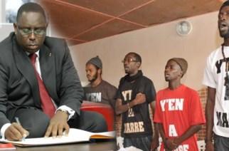 Suspension de Sonko et éviction de Nafi Ngom de l'Ofnac : «Y en a marre» crache du feu sur le régime de Macky Sall