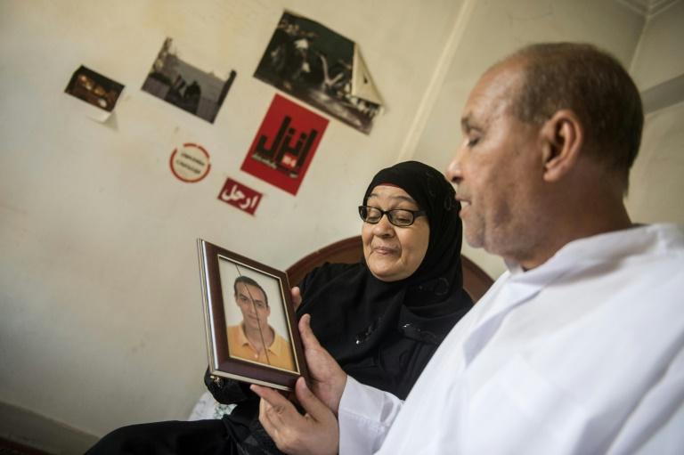 Abedel Shakour Abu Zeid, le père du photographe Mahmoud Abdel Shakour Abou-Zeid, au Caire le 10 août 2016