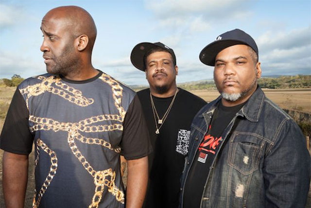De La Soul - photo courtesy of the artist
