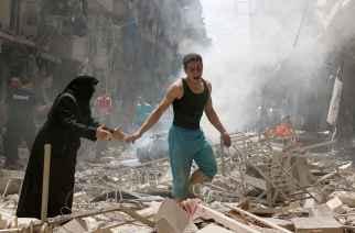 VIDÉO – Le long calvaire d'Alep