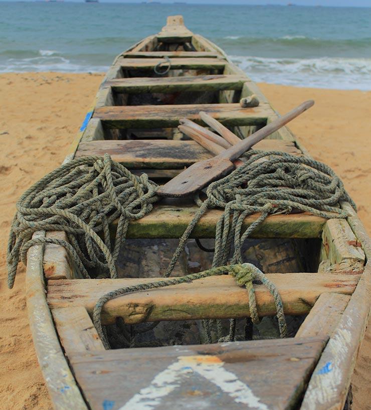 Pêche illicite Afrique de l'Ouest