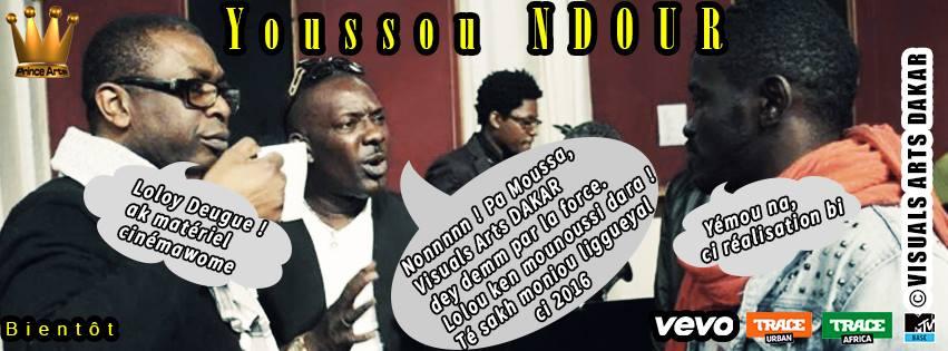 Ayo Chocolate, Djibril Thiam Barro,Visuals arts Dakar