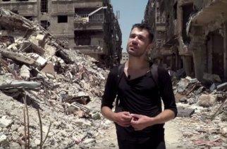 VIDÉO – Ahmad : Dans une Syrie en guerre, il danse au milieu des ruines