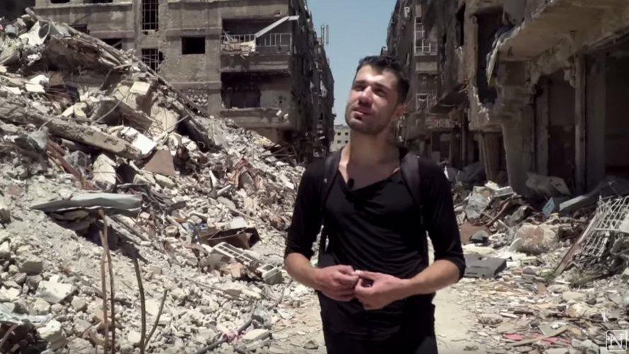 ahmad-syrie-danse-guerre-une