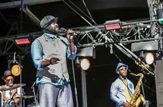 VIDÉO – Gregory Porter au Festival Rock En Seine 2016