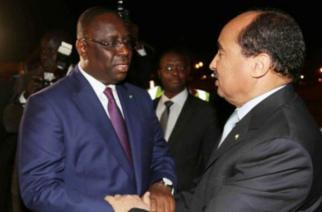 Nouakchott et Dakar en froid, à cause du Sahara et de Banjul