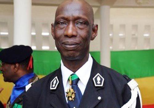 Colonel Abdoul Aziz Ndaw