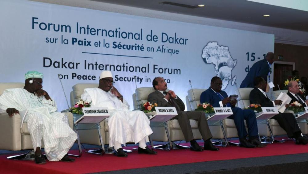 Dakar forum international pour la paix