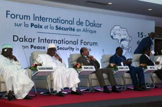 VIDÉO – Dakar : Forum international sur la sécurité et la paix en Afrique