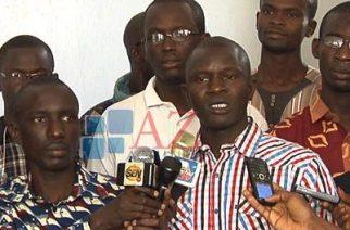 Sortie incendiaire de la JDS contre le régime : les jeunes socialistes taclent Macky, brûlent Tanor et demandent la démission des ministres, Dg socialistes