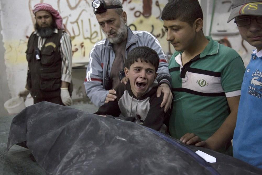 Karam Al-Masri / AFP