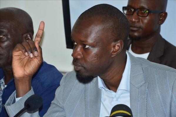 Ousmane Sonko, PASTEF