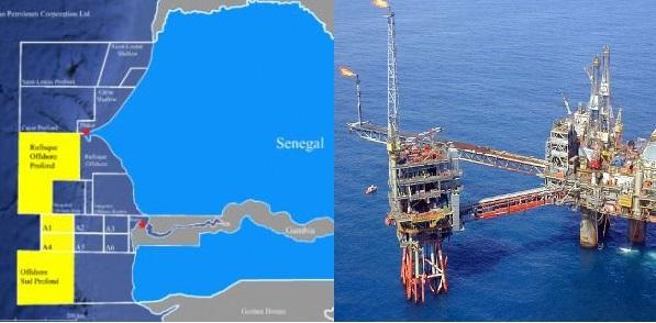 Pétrole,gaz,Sénégal,marre