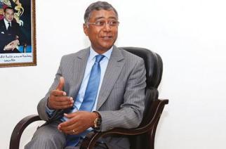 Taleb Berrada, l'actuel ambassadeur du Maroc au Sénégal est issu de cette communauté Marocaine de Saint-Louis du Sénégal.
