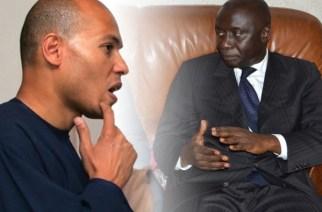 Mamadou Diop Decroix à Versailles pour tenter une jonction Karim Wade/ Idrissa Seck