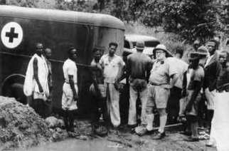Les nouvelles maladies introduites par les Blancs en Afrique