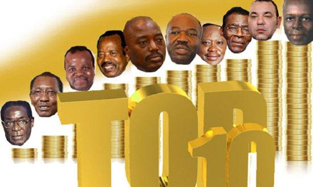 presidents afrique