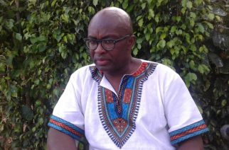 Achille Mbembe. Photo Parfait Tabapsi.