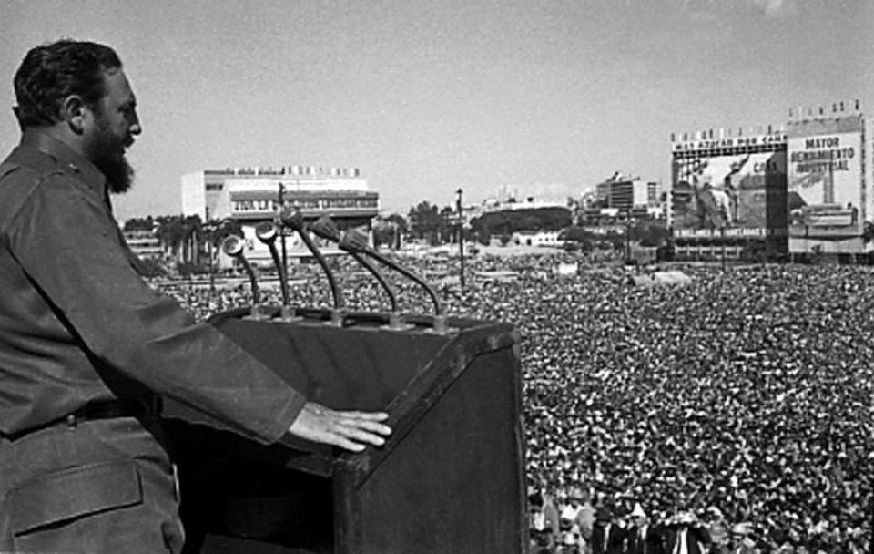 Fidel Castro, inspiration musicale