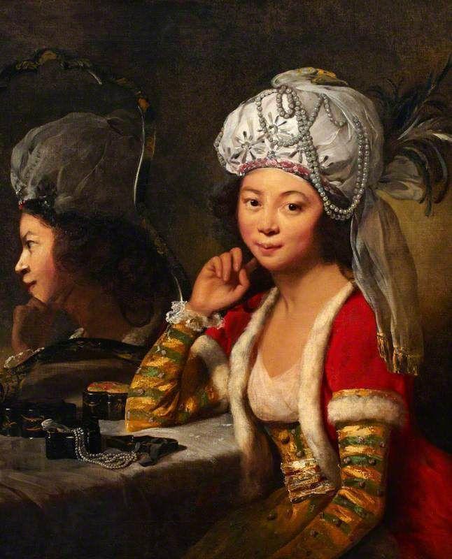 Robert Home, Portrait of a Malay Woman