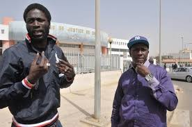 SIMON REVIENT SUR SES « EXCUSES »: «Je n'ai pas rampé auprès de Youssou Ndour pour présenter des excuses au nom de Kilifeu»