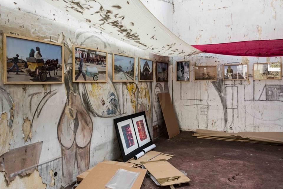 ZAT : Zone d'occupation temporaire avec le Laboratoire Agit Art
