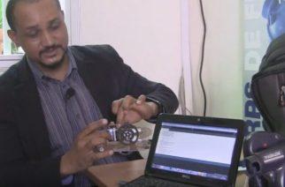 Souleymane Touré, l'homme qui veut créer un robot made in Sénégal