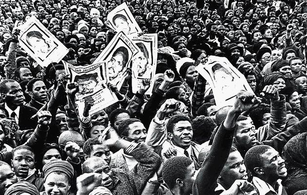 Steve Biko funérailles