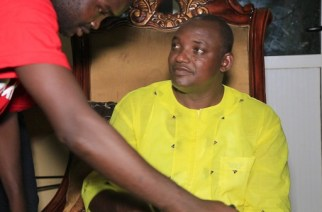Adama Barrow, le président élu de la Gambie ne briguera pas un deuxième mandat