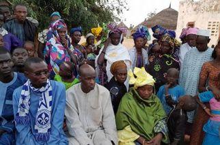 Apres la banlieue, Darou Mousty et ses 7 communautés rurales, Touba et Mbacké déroulent le tapis rouge à Thierno lô