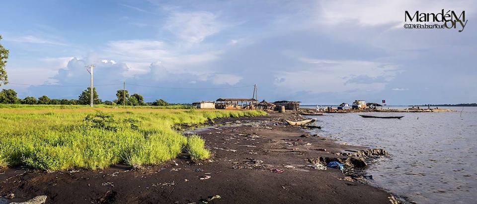 les rives de Sandiniéry