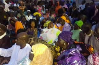 L'APD dejà en campagne : Une marée humaine accueille Thierno lo à Darou Mousty !
