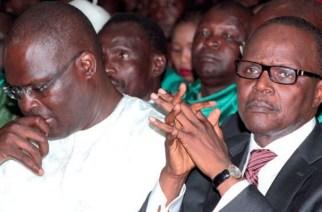 Khalifa Ababacar Sall, maire socialiste de Dakar: «Je ne démissionnerai jamais du Ps…»