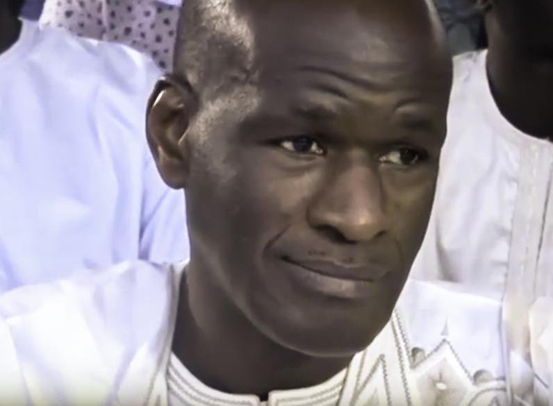 Thierno_meeting à Pire