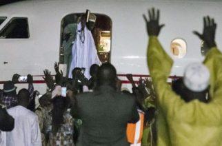 FIN DE LA CRISE POLITIQUE EN GAMBIE: Après 22 ans de pouvoir, Yahya Jammeh en exil en Guinée équatoriale