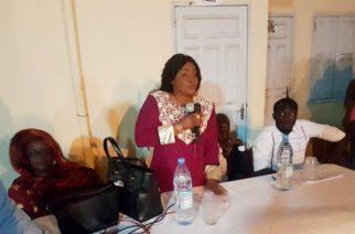 TIRS DES GARDE-COTES MAURITANIENS SUR DES PECHEURS DE GUET-NDAR:Fatou Thiam dénonce le laxisme des autorités du Sénégal et crache du feu sur le ministre Oumar Guèye