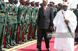 C'est Idriss Déby qui a affrété l'avion-cargo pour les bagages de Jammeh